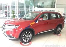 Bán xe Mitsubishi Outlander 2.0 STD sản xuất 2019, màu đỏ, giá 807tr