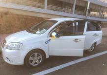 Bán Daewoo Gentra năm sản xuất 2009, màu trắng