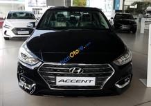 Bán Hyundai Accent 1.4 AT năm 2019, màu đen