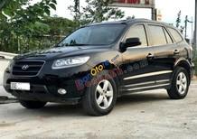 Cần bán Hyundai Santa Fe 2.2L 4WD sản xuất 2007, màu đen