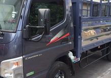 Bán xe tải Nhật Bản Mitsubishi Fuso Canter tải trọng 3,5 tấn. Hỗ trợ trả góp 80%