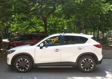 Bán xe Mazda CX 5 2.0AT năm sản xuất 2017, màu trắng chính chủ, giá 780tr