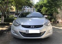 Bán Hyundai Elantra AT model 2014, màu bạc, nhập khẩu nguyên chiếc