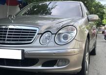 Cần bán xe Mercedes E240 Classic, model 2005, màu bạc, nhập Đức