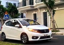 Cần bán xe Honda Brio RS năm sản xuất 2019, màu trắng, nhập khẩu nguyên chiếc
