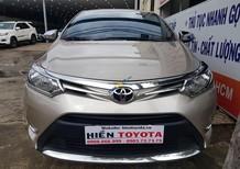 Cần bán Toyota Vios 1.5 sản xuất 2018, màu vàng còn mới, giá tốt