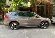 Bán xe Honda CR V TG năm sản xuất 2017, màu nâu, nhập khẩu