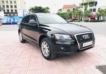 Bán Audi Q5 2.0AT năm sản xuất 2010, màu đen, nhập khẩu, giá chỉ 820 triệu