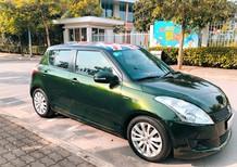 Bán Suzuki Swift sản xuất 2015, màu xanh lục như mới
