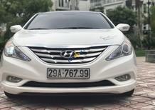 Bán Hyundai Sonata 2.0 AT năm sản xuất 2010, màu trắng, nhập khẩu