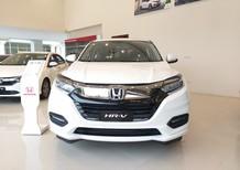 Honda Thanh Hóa cần bán Honda HRV 1.8G màu trắng đời 2019, giá cạnh tranh, LH: 0962028368