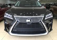 Bán Lexus RX350 Luxury xuất Mỹ màu đen, nội thất nâu, xe sản xuất 2019 nhập mới 100%