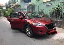 Cần bán Mazda CX 9 năm 2015, màu đỏ, xe nhập còn mới, giá tốt