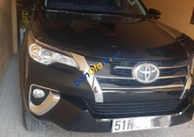 Cần bán Toyota Fortuner sản xuất 2019, màu đen