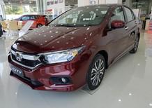 Bán Honda City TOP sản xuất 2019, màu đỏ, 599 triệu