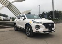 Bán Hyundai Santa Fe Premium sản xuất 2019, màu trắng