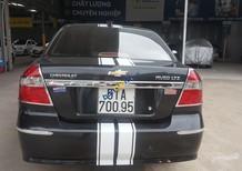 Bán Chevrolet Aveo LTZ sản xuất năm 2013, màu đen