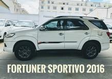 Toyota Fortuner TRD máy xăng tự động 2016, giá còn thương lượng