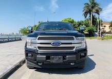 Cần bán lại xe Ford F 150 Platinum 2020, màu đen, nhập khẩu