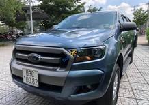 Bán Ford Ranger XLS MT năm sản xuất 2017, màu xanh lam, xe nhập