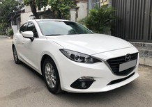 Bán xe Mazda 3 sản xuất năm 2018, màu trắng như mới, 598tr