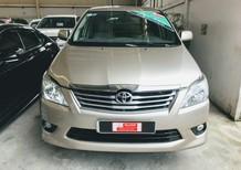 Toyota Fortuner 2.0G AT 2012, màu vàng, giá cạnh tranh