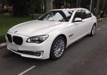 Bán xe BMW 750Li 2013, màu trắng