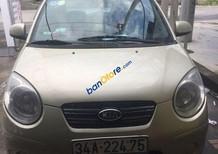 Cần bán Kia Morning năm sản xuất 2011, màu vàng