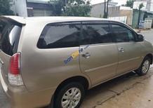 Cần bán lại xe Toyota Innova sản xuất 2011, màu vàng, xe nhập