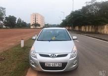 Chính chủ bán lại xe Hyundai i20 đời 2012, màu bạc, nhập khẩu