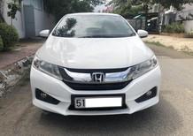 Cần bán xe Honda City 1.5AT, model 2015, màu trắng