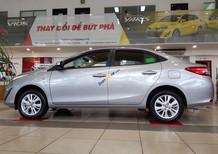 Cần bán xe Toyota Vios 1.5E MT năm 2019, màu bạc