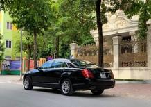Cần bán gấp Mercedes S350 sản xuất năm 2008, màu đen, xe nhập chính chủ, giá tốt