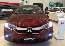 Bán Honda City 1.5 Top màu đỏ, đời 2020, giá cạnh tranh