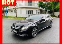 Bán xe Mercedes E250 màu đen nội thất nâu model 2014, trả trước 400 triệu nhận xe ngay