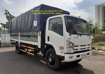 Bán xe tải Isuzu 8,4 tấn thùng dài 6.2 mét, rộng 2.2m mới nhất 2019
