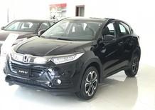 Bán ô tô Honda HRV 1.8L năm 2019, màu đen, xe nhập