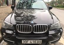 Bán xe BMW X5 V8 4.8i sản xuất 2008. (Xe siêu mới, máy đại chất), ĐK biển Hà Nội VIP