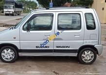 Bán Suzuki Wagon R+ năm sản xuất 2004, màu bạc
