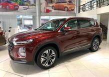 Vũng Tàu xe giao ngay đủ màu - Hyundai Santa Fe 2019, giá cực tốt, khuyến mại cực cao, lãi ưu đãi - 0933222638 Phương