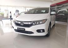 Honda Ôtô Thanh Hóa, giao ngay Honda City 1.5, đủ màu, đủ phiên bản, chỉ cần trả trước 100tr, LH: 0962028368