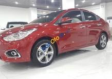 Bán ô tô Hyundai Accent sản xuất 2019, màu đỏ, giá 499tr