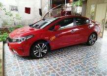 Cần bán Kia Cerato 1.6AT sản xuất năm 2018, màu đỏ số tự động, 607 triệu