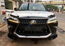 Bán Lexus LX 570S Super Sport sx 2019, màu đen, giao ngay