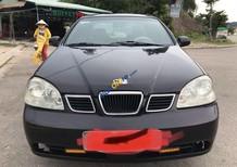 Bán xe Daewoo Lacetti sản xuất 2004, màu đen