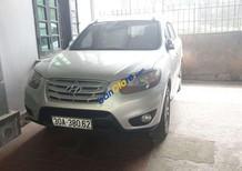 Bán Hyundai Santa Fe sản xuất năm 2010, màu bạc, nhập khẩu, giá 560tr