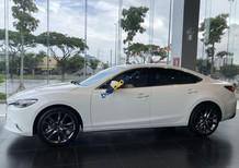 Cần bán xe Mazda 6 sản xuất năm 2018, màu trắng