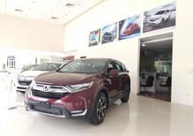 Bán Honda CRV 1.5 L đời 2019, màu đỏ, xe nhập, mới 100%, rẻ như cho, LH: 0962028368