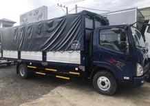 Bán FAW xe tải thùng sản xuất năm 2017, màu xanh lam, nhập khẩu nguyên chiếc giá cạnh tranh