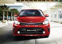 Cần bán xe Kia Soluto 2020, màu đỏ, giá 369 triệu